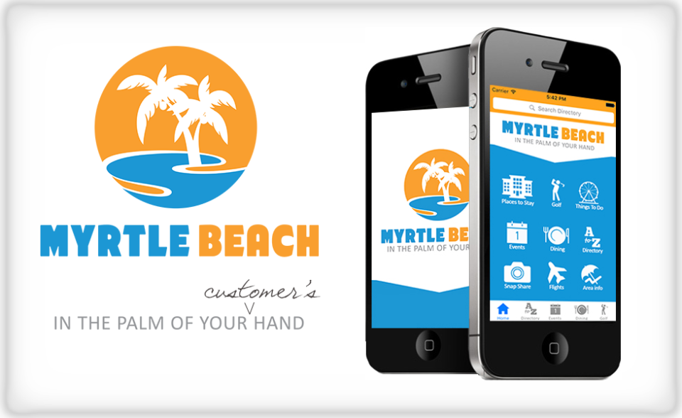 Myrtle Beach Mobile Upgrades Phone App